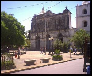 Templo de la Parroquia de la Inmaculada Concepción, Heredia, Costa Rica. Fotografía: Dr. Conrado R. Umaña Rojas