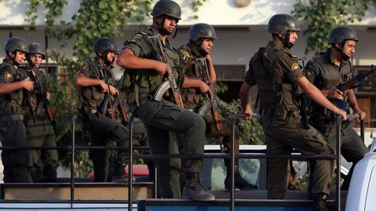 Policía Palestina